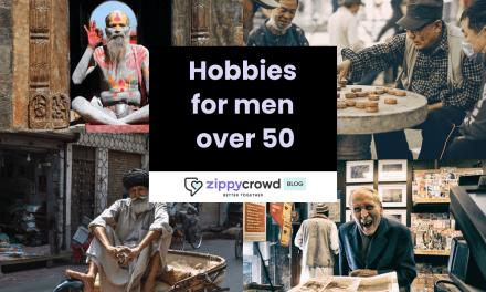 Hobbies for men over 50
