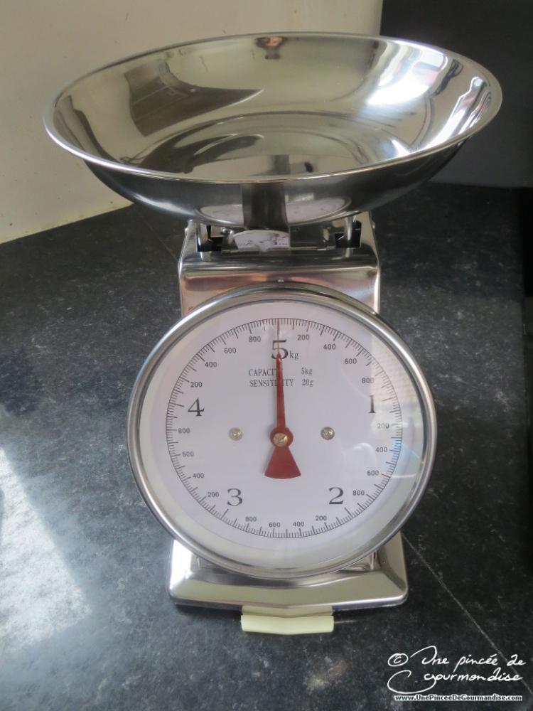 Balance De Precision Cuisine