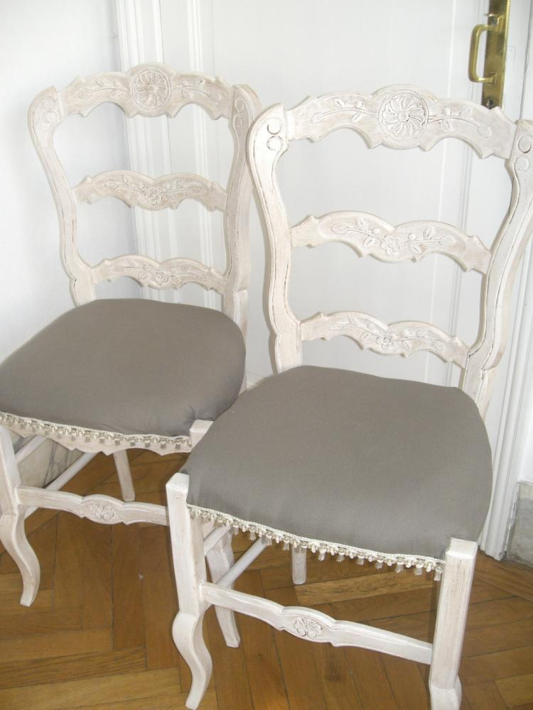 La Metamorphose De 3 Chaises En Paille Blog Zodio