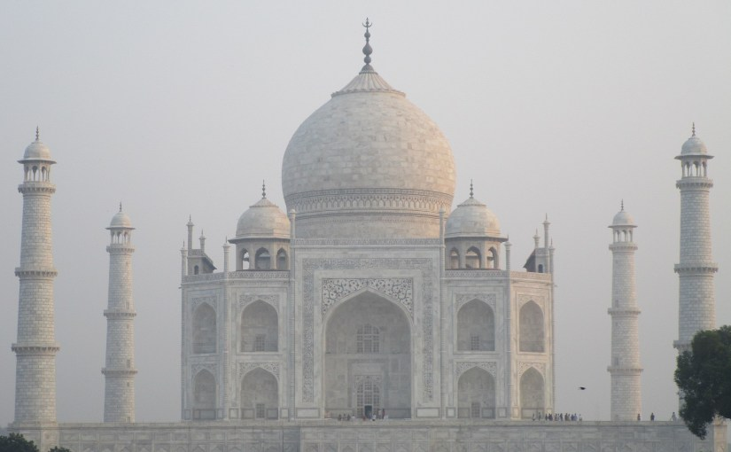 The obligatory Taj Mahal Photos are here!