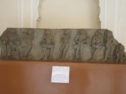 Hawa Majal - music sculpture exhibit