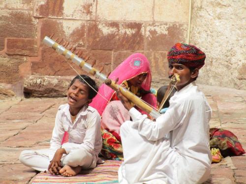 Jodhpur Sightseeing - Mehrangarh Fort - Sept 3
