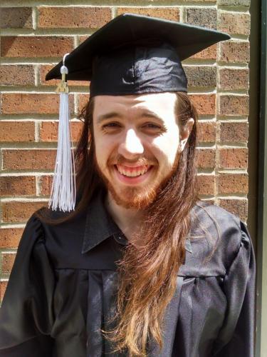 Nick's Graduation from UM-Twin Cities