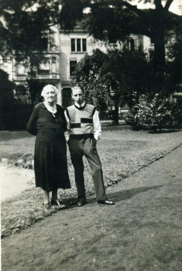 Elvire Bourtscheid, André Laureys