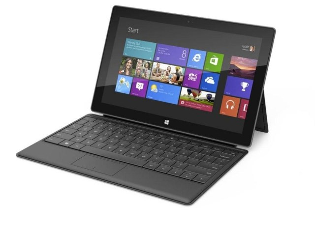Surface 2 open