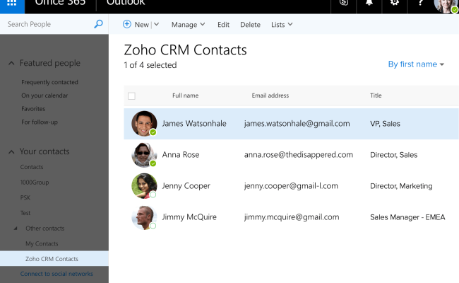 Announcing The New Zoho Crm Sell Smarter Better Faster