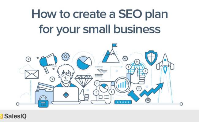 How To Create A Seo Plan For Your Small Business Zoho Blog