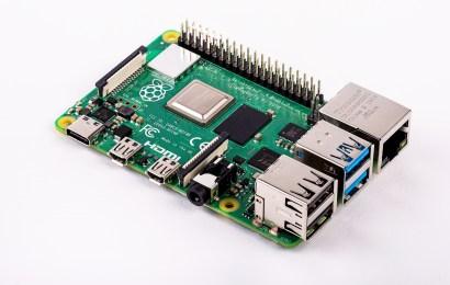 První pohled na Raspberry Pi 4 Model B