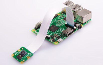 Raspberry Pi jako webová kamera pro běžný počítač
