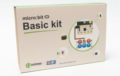 Súprava Basic Kit stvorená pre mikropočítač micro:bit