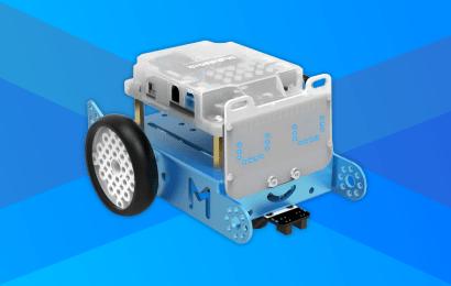 Vylepšenie robota zo súpravy mBot Explorer Kit