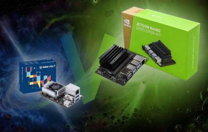 Asus Tinker Edge T vs NVIDIA Jetson Nano.