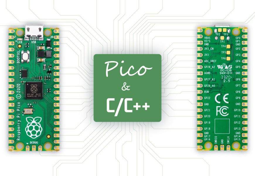 První Pico krůčky v C/C++