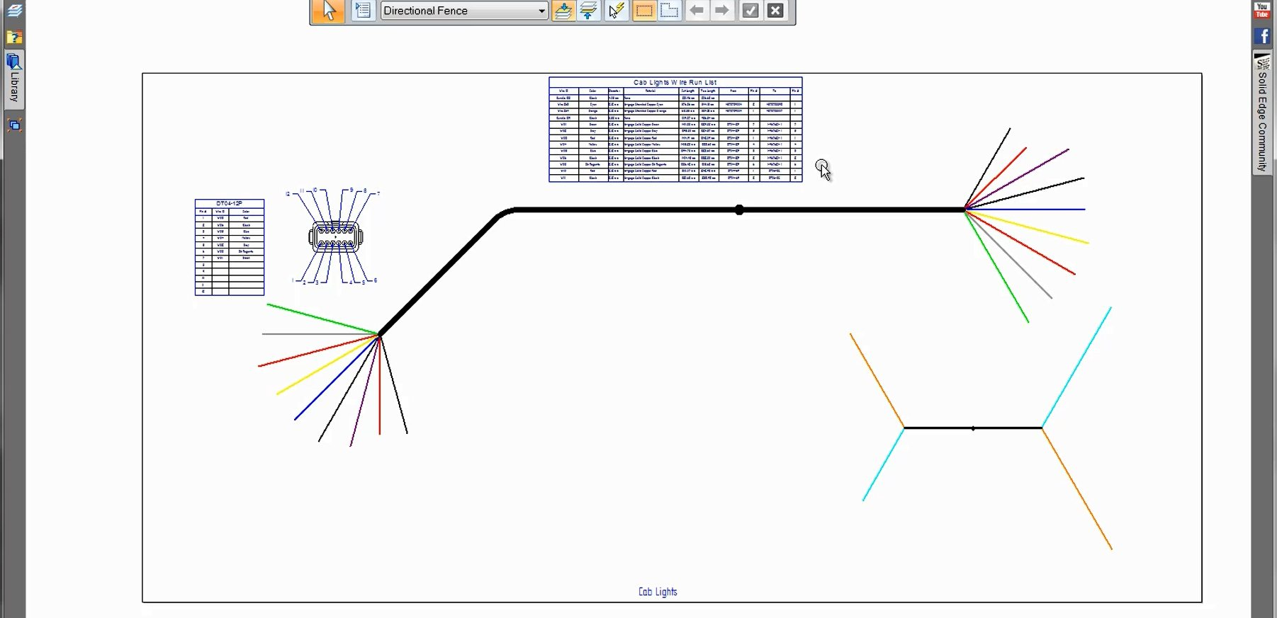 E3ries And Solid Edge Seamless Wire Harness Design
