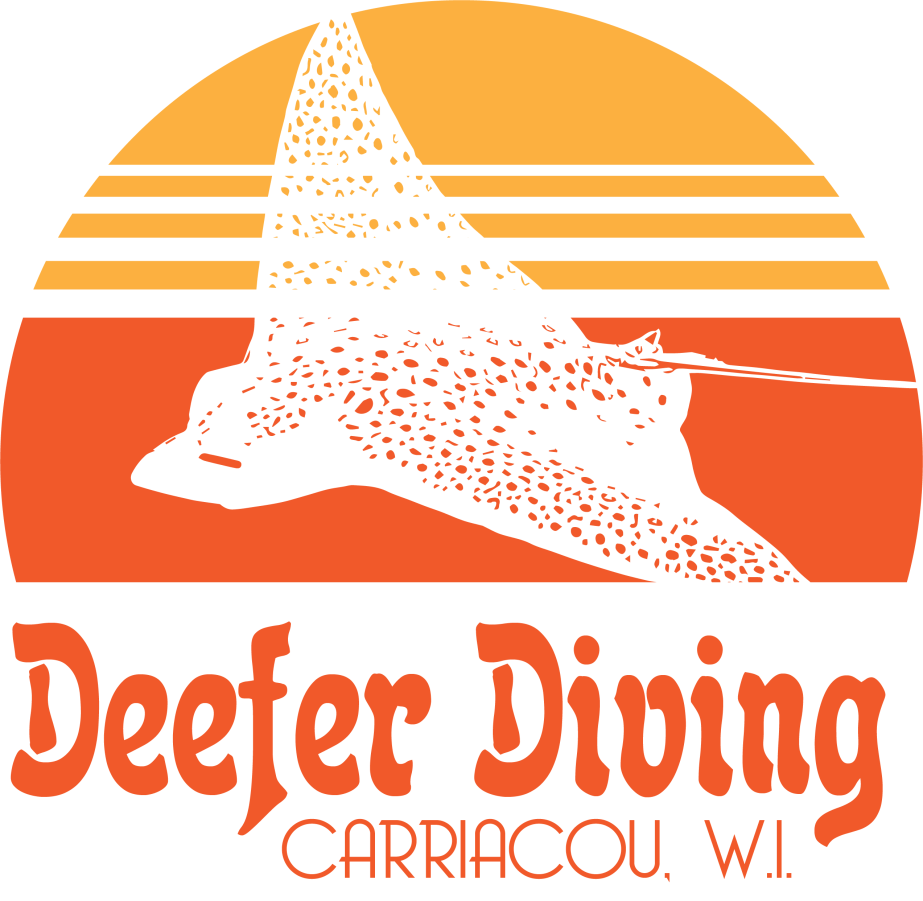 Deefer Diving Logo