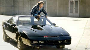 KITT: The Self Driving Car