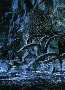 Watcher in the Water (LOTR)