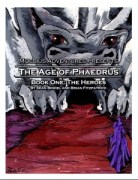 The Age of Phaedrus - Book One: The Heroes Cover