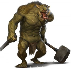 Monsters & Creatures Wiki - Troll