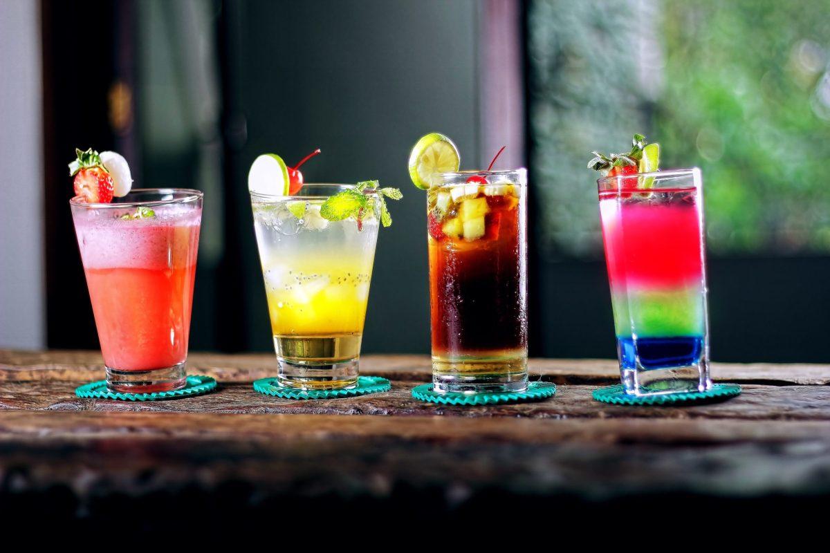 Cocktails, cocktail recipe