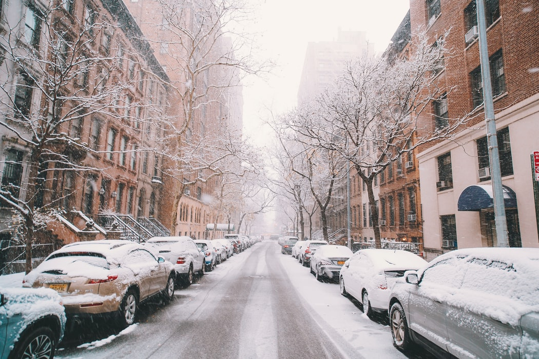 winters in nyc