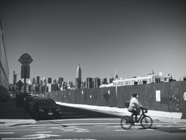 cycling in NYC