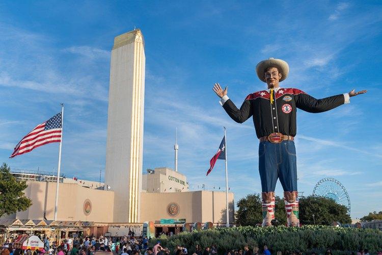 state fair at texas