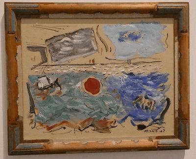 Art at Blanton Museum, Austin