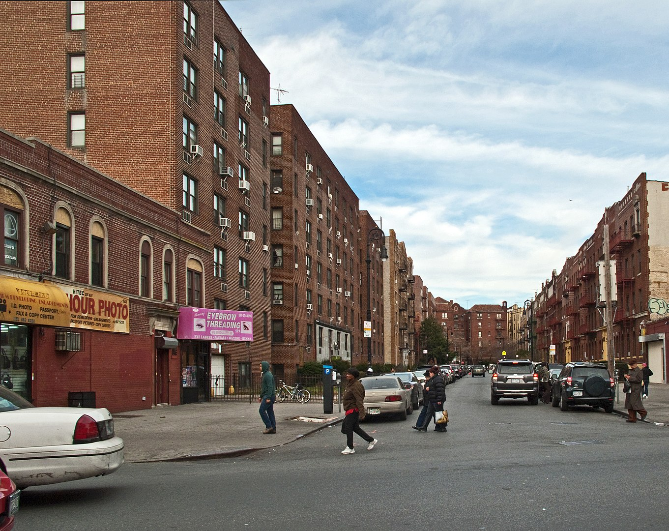 Side-street, east flatbush, find rooms for rent