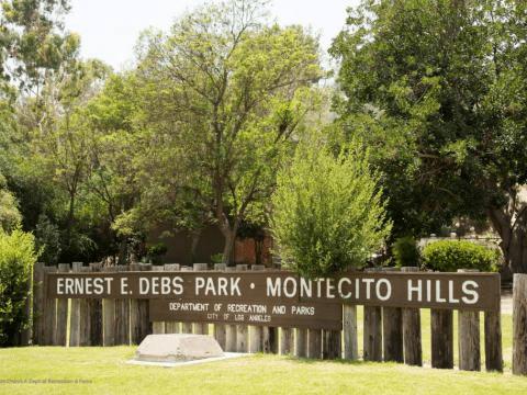 EE Debs Regional Park