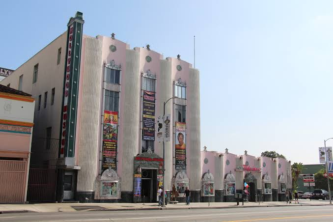 Hollywood Museum in North Hollywood