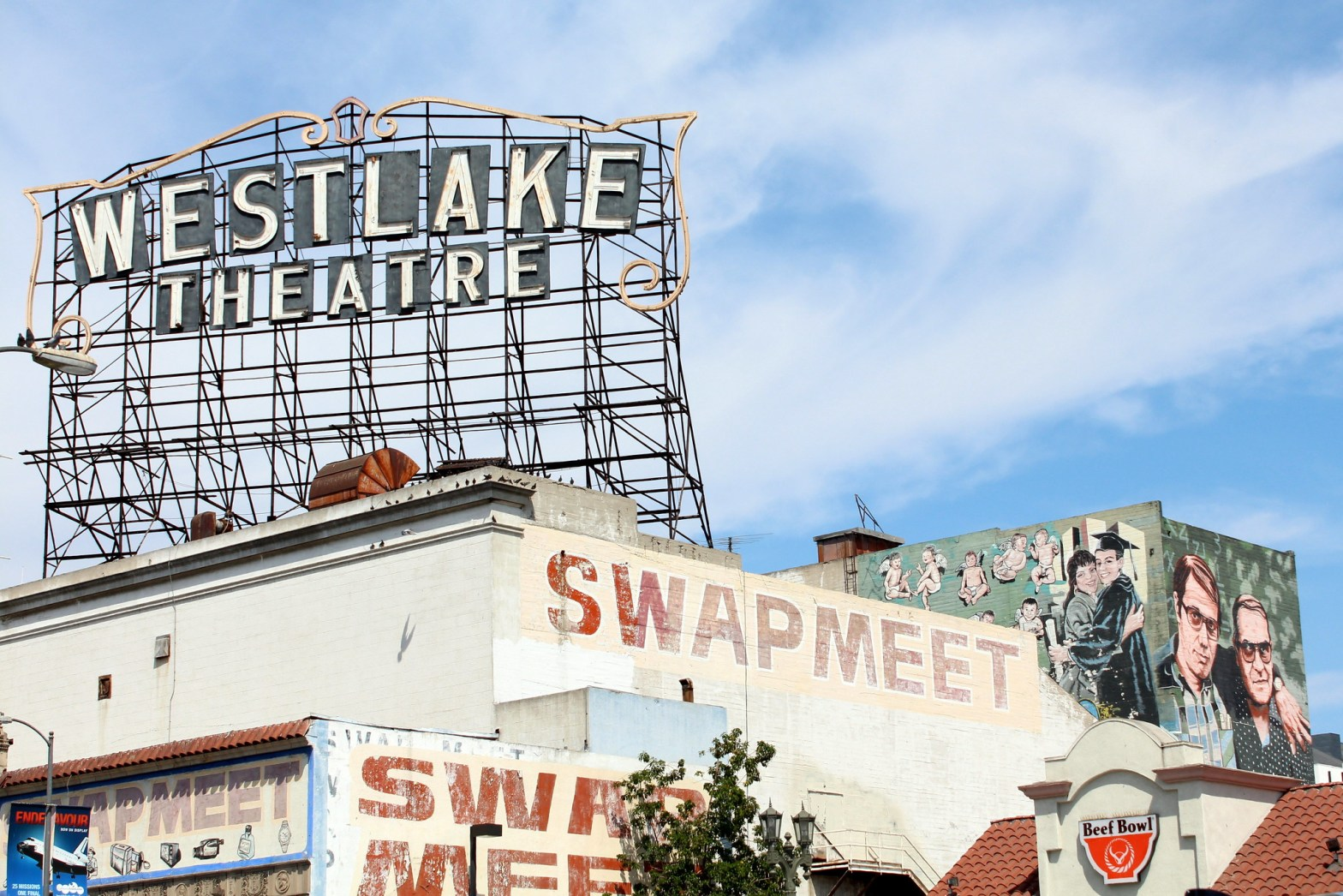 westlake theatre, rooms for rent