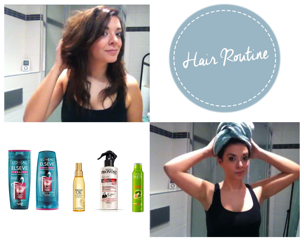 Hair ROutine