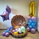 Happy Birthday my girl! #MermaidParty