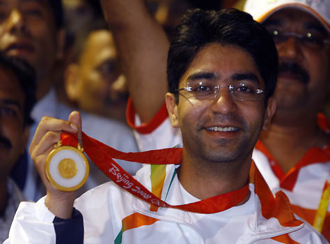 Indian athletes cannot respect most officials: Bindra