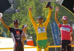Tour2006 podiuma