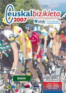 Euskal Bizikleta 2007 Kartela