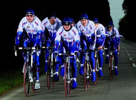2009ko Katusha taldea