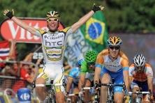 Cavendish. 11. etapan garaipena