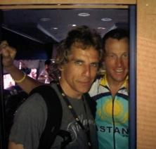 Armstrong eta Ben Affleck