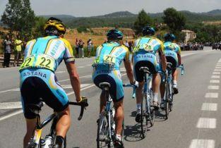Astana taldea