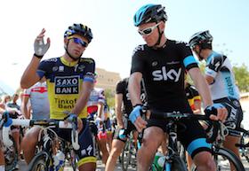Contador eta Froome