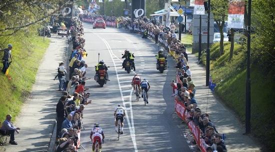 Amstel Gold Race 2015 - Cauberg