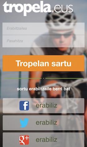 tropela app