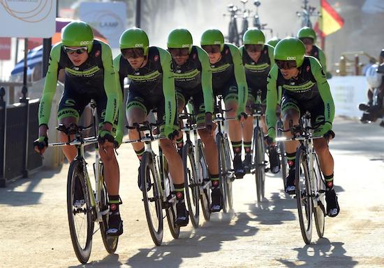 2015 Vuelta 1.etapa - TCG