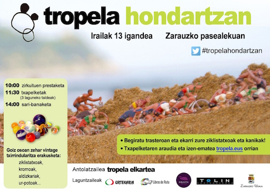 Tropela Hondartzan 2015