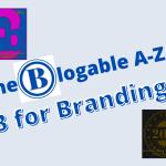 B for Branding