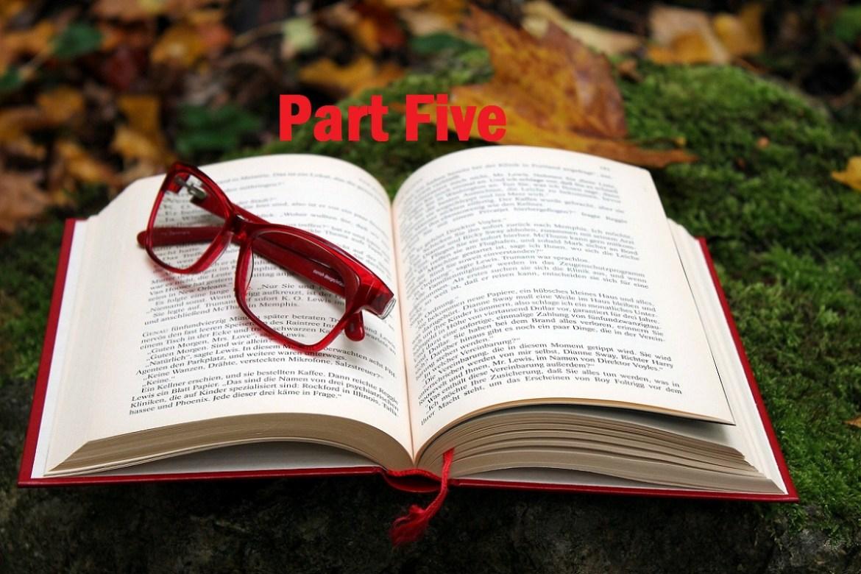 Product Reviews Part Five ~ Book Reviews