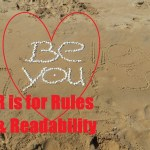 rules and readability