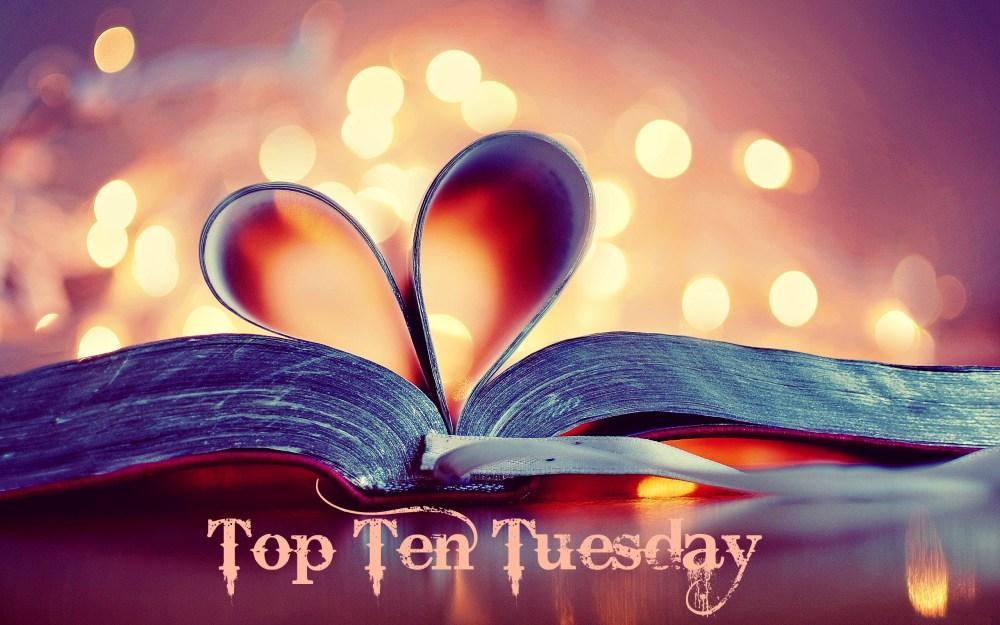 Top Ten Tuesday [12] - Les 10 personnages auxquels vous n'avez pas réussi à vous attacher (1/6)